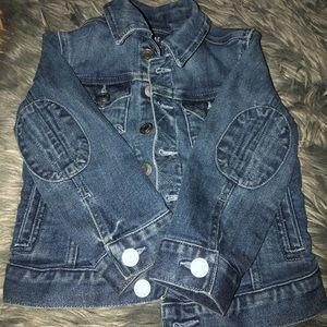 Gap Premium Denim Toddler Jacket